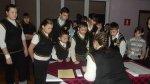 Выборы президента и министров школьной организации