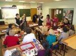 Стажировка учителей естествознания