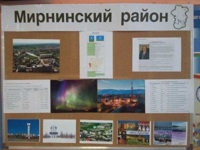 27 января – День Мирнинского района